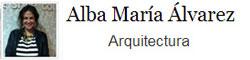Alba Maria Avarez Fernandez-Arquitecta